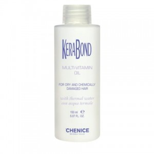 Chenice Kerabond Oil - Olej multiwitaminowy do rekonstrukcji 150 ml