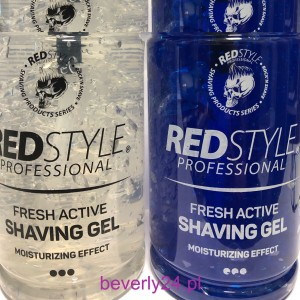 Fresh Active Shaving Gel 1000 ml